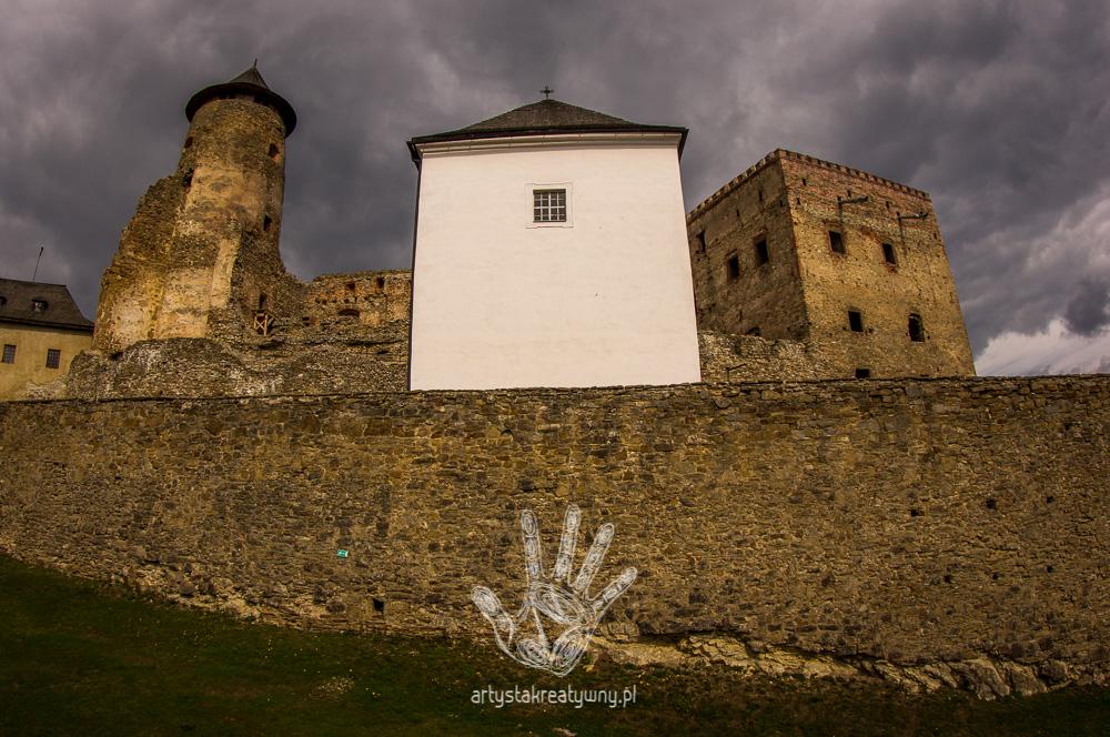 Stara Lubovla, architecture, architektura, zamek, artystakreatywny.pl, artystakreatywny, Robert Grylak