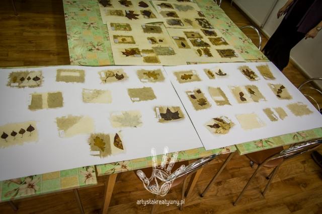 artystakreatywny.pl, warsztaty, papier czerpany, papier ręcznie czerpany,